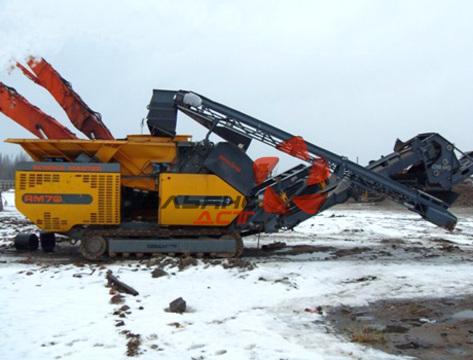 Машинист дробильной установки в Юбилейный оборудование обогатительной фабрики в Магнитогорск